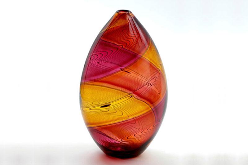 Bob Crooks Glass: http://www.bobcrooks.com/newwork64.html